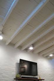 Vaulted Ceiling Joist Hangers by Best 25 Exposed Rafters Ideas On Pinterest Interior Design Like