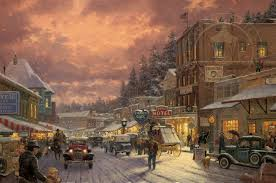 Thomas Kinkade Christmas Tree Cottage by Ww Psycko Com Web Share Resize Art 0 Artists Thomas Kinkade