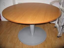 table ronde bureau table ronde de bureau ou de repas occasion