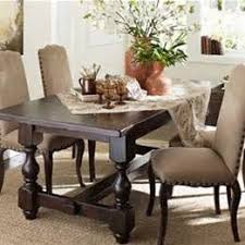 Discontinued Pottery Barn Dining Tables