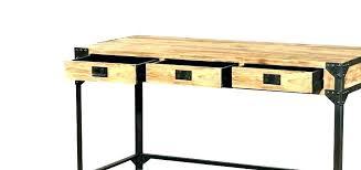 bureau metal bois bureau metal bois bureau metal atelier bureau bois metal pas
