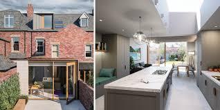 100 Terraced House Design Terrace Jesmond Squires Barnett Architects