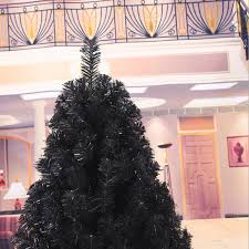24 M 240CM Black Christmas Tree Decorated Gift Packages Decorations Gifts In From Home Garden On