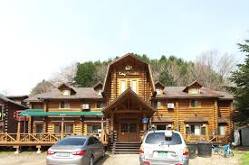 100 South Korean Houses Muju Log House Pension Korea Bookingcom