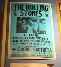 Other Classic Posters Located In Our Piano Room Celebrate The Performances Of Music Heroes Such As Rolling Stones Neil Young Fats Domino