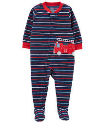 1-Piece Firetruck Fleece PJs | Carters.com Amazoncom Hockey Fabric By Pamelachi Printed On Fleece Blizzard Cstruction Trucks Multi Joann Carters Boys Firetruck Pajama Pants Set 5kvyy04026 2699 Missippi State Bulldogs Polyester Emergency Vehicles Firetrucks Fire Spoonflower Camper Camping Van Anti Pill 58 Solids Springs Creative Coffee Anyone By The Yard Product Page Licensed Character Winter Discount Designer Fabriccom