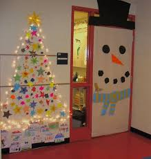 Xmas Decoration Ideas For The Office 17