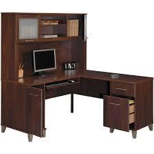 Ikea Corner Desk Instructions by Desks L Shaped Desk With Hutch Ikea Corner Desk With Shelves L