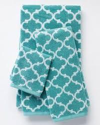 Kohls Bath Towel Sets by Grey Chevron And Aqua Towel Set Set Of 2 Hand Towel Aqua