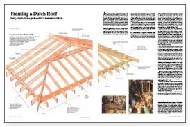 Images House Plans With Hip Roof Styles by Framing A Roof Homebuilding