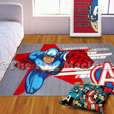Avengers area rugs