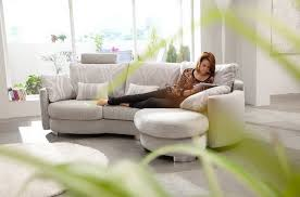 canapé confortable design salon tissus cuir exodia