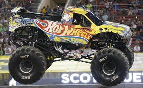 100 Team Hot Wheels Monster Truck Jam World Finals Field Grows Jam