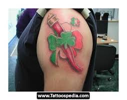 Irish And Italian Tattoos