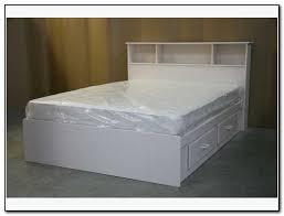 Full Size Bed Frame White Beds Home Design Ideas ojn3MRmQxw2716
