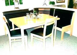 Corner Dining Table Set And Chairs Small Kitchen