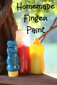 Crayola Bathtub Fingerpaint Soap Toxic by Squeezable Homemade Finger Paint I Can Teach My Child