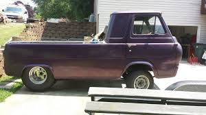 100 Econoline Truck 1963 Ford Pickup
