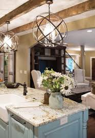 kitchen sink lighting ideas table large light faucets ceiling