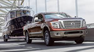 2018 Nissan Titan XD Towing And Payload Options - Peruzzi Nissan Blog Mitsubishi L200 Offers 35tonne Towing Capacity Myautoworldcom Thursday Thrdown Fullsized 12 Ton Pickup Trucks Carfax The Ford F150 Canadas Favorite Truck Mainland 10 Tough Boasting The Top Towing Capacity 2016 Toyota Tacoma Vs Tundra Chevy Silverado Real World Nissan Titan Xd V8 Platinum Reserve First Test Review Motor Towing Car Picture Update 6 Most Hightech Trucks Coming In 2017 Business Insider A Travel Trailer With A Cyl 4 Runner Traveler Reviews And Rating Trend Road 2015 Crewmax 44 Medium Duty Work Info