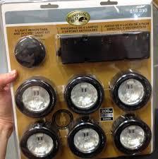 home lighting cabinet lighting kitchen options halogen