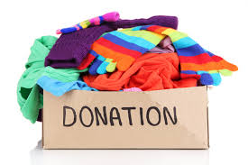 are your donated clothes going towards a good cause