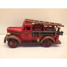 Cheap Handmade Wooden Home Decorative Novel Vintage Fire Truck Model ... Antique Fire Trucks Rays Truck Photos Deep South Apparatus Sale Category Spmfaaorg For 2019 20 Top Upcoming Cars 1922 Model Tt Weis Safety Used I Equipment Sales Pumpers Tankers Quick Attacks Utvs Rcues Command 1931 Gramm Howe Vintage Engine Page 5 1973 Ford 900 Pumper Fire Truck Item B32 Sold June Buy Siku Online At Low Prices In India Amazonin
