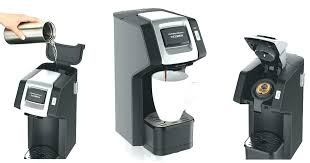 Cuisinart K Cup Coffee Maker And Regular Combo