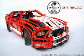 Sheepo s Garage Ford Mustang Shelby GT500 14