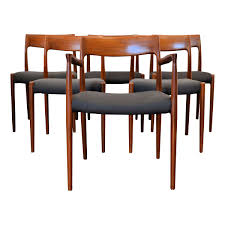 Shop Vintage Niels O. Møller Teak Dining Chairs #77 + #57 On CROWDYHOUSE Danish Mondern Johannes Norgaard Teak Ding Chairs With Bold Tables And Singapore Sets Originals Table 4 Uldum Feb 17 2019 1960s 6 By Greaves Thomas Mcm Teak Table Niels Moller Chairs Etsy Mid Century By G Plan Round Ding Real 8 Seater Jamaica Set Temple Webster Nisha Fniture Sheesham Wooden Balcony Vintage Of 244003 Vidaxl Nine Piece Massive Chair On Retro