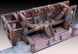 3d Dungeon Tiles Kickstarter by Dungeons 3d