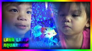 Homemade Lava Lamp Fish Tank by Kids Enjoy Lava Lite Lava Lamp Aquarium With Life Like Fish Kids
