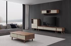 wohnzimmer komplett set kommode sideboard rtv schrank wand couchtisch garnitur