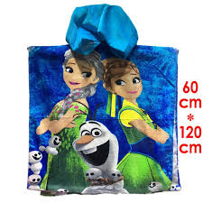 Baby Bathrobe Thomas And Friends Avengers Children Beach Towels With Hoodie Poncho Towel Cotton Robe Swimming