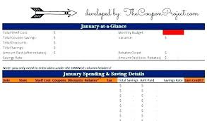 Cost Reduction Template Excel Project Management Update