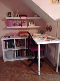 Linnmon Corner Desk Hack by Ikea Kallax Linnmon Desk Hack Google Search Desk Ideas