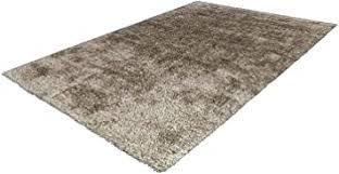 arte espina shaggy hochflor teppich uni wohnzimmer teppiche