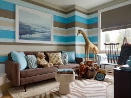 Brown Sofa Decorating Living Room Ideas by Chic Zebra Print Rug In Living Room Contemporary With Modern