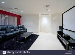 Movie Theatre With Reclining Chairs Nyc by Home Movie Theater Stock Photos U0026 Home Movie Theater Stock Images