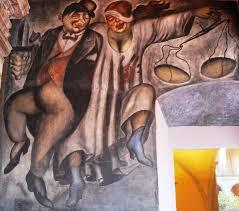 Jose Clemente Orozco Murals by Ley Y Justicia