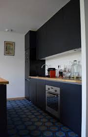 cuisine noir mat ikea cuisine noir bois stunning magnifique cuisine rustique carrelage