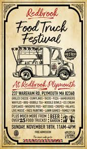 Redbrook Food Truck Festival — NEW ENGLAND OPEN MARKETS