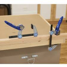 Wood River Economy Bench Vise Hardware by Wood Clamps