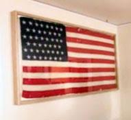 Full Length Flag Display Case Image