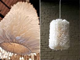 De Feuilles Pendant Light From Clayton Gray Home Like A Big Feather Duster Only Much Prettier And More Fun