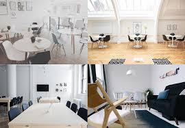 travail en bureau bien aménager espace de travail pour travailler efficacement