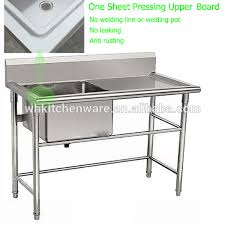 14 stainless steel fish cleaning table with sink contact us