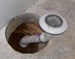 Bathtub Drain Trap Assembly by How To Finish A Basement Bathroom Shower Drain Rough In