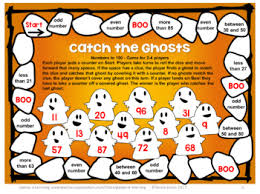 Halloween Brain Teasers Math by Free Halloween Math Games By Games 4 Learning Teachers Pay Teachers