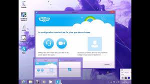 skype pour bureau installer skype bureau windows 8